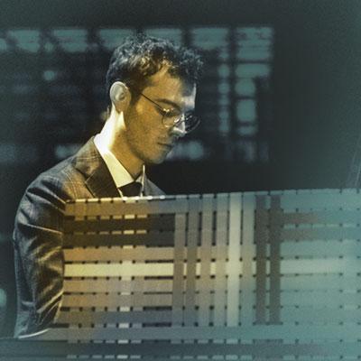 Julian Schmidt Piano bei den