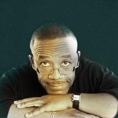 Kenny Washington Vocals bei den