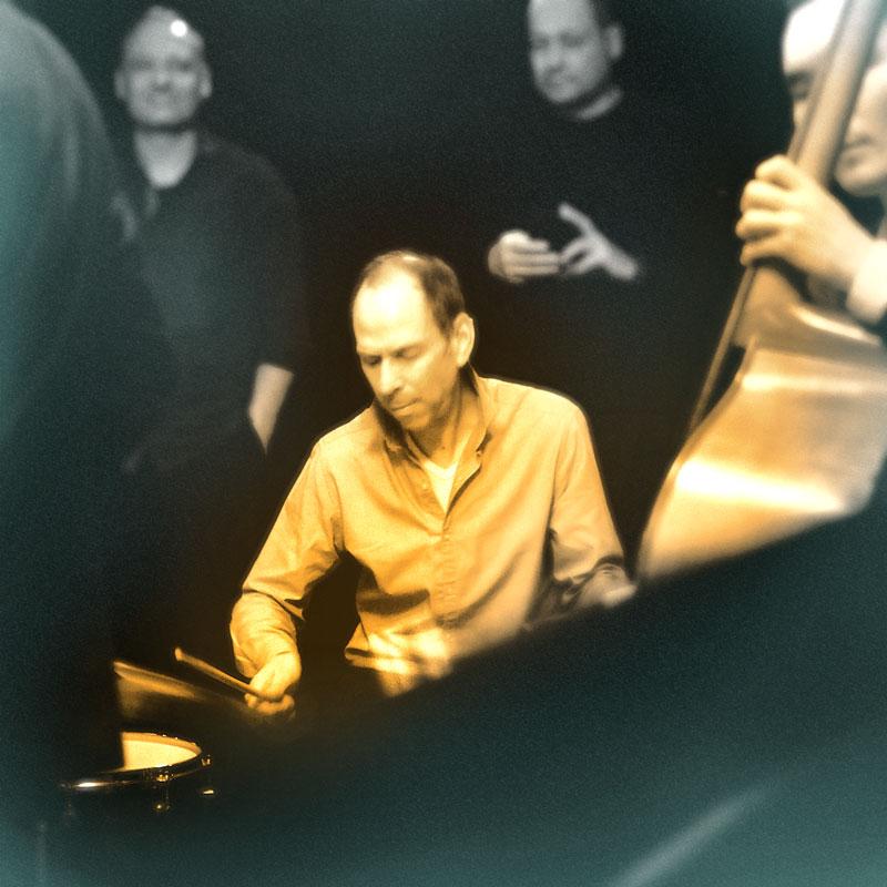 """Die """"Jazz Salon Nights"""" im Kellergewölbe des Gärtnerplatztheater mit Rick Hollander"""