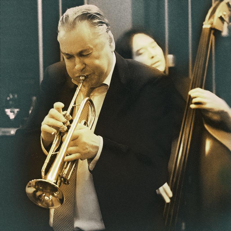 """Die """"Jazz Salon Nights"""" im Kellergewölbe des Gärtnerplatztheater mit Peter Tuscher"""