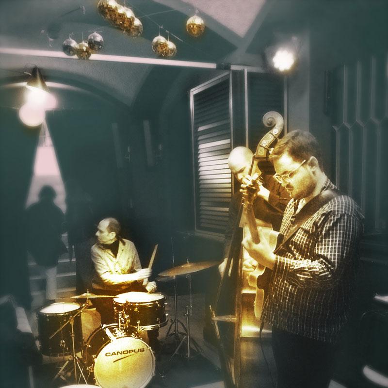 """Die """"Jazz Salon Nights"""" im Kellergewölbe des Gärtnerplatztheater"""
