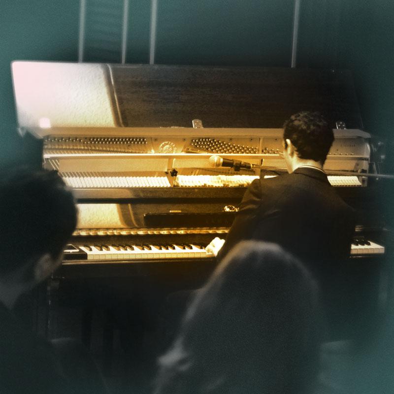 """Die """"Jazz Salon Nights"""" im Kellergewölbe des Gärtnerplatztheater mit Julian Schmidt"""