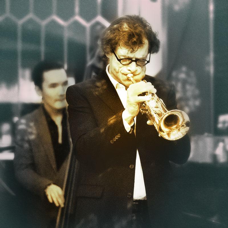 """Die """"Jazz Salon Nights"""" im Kellergewölbe des Gärtnerplatztheater mit John Marshall"""
