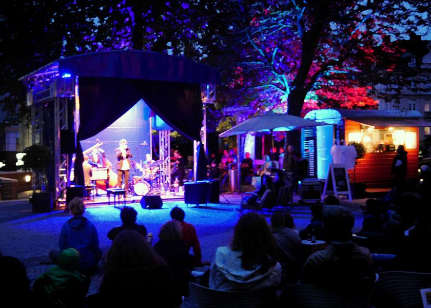 Jazz Summer Nights 2019 am Gasteig München