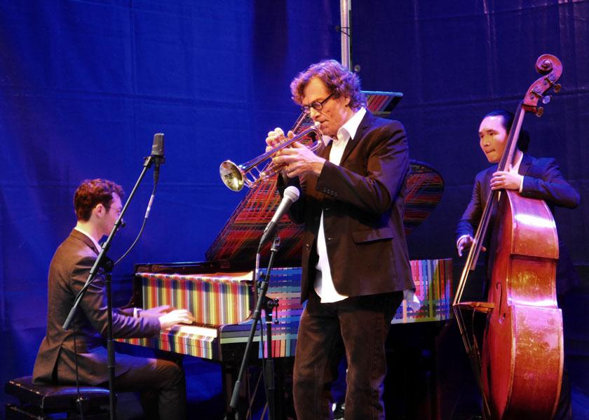 """John Marshall bei den """"Jazz Summer Nights"""" 2019 am Gasteig München"""