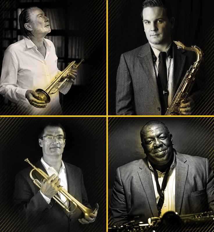 Internationale Jazz-Größen kommen zu den