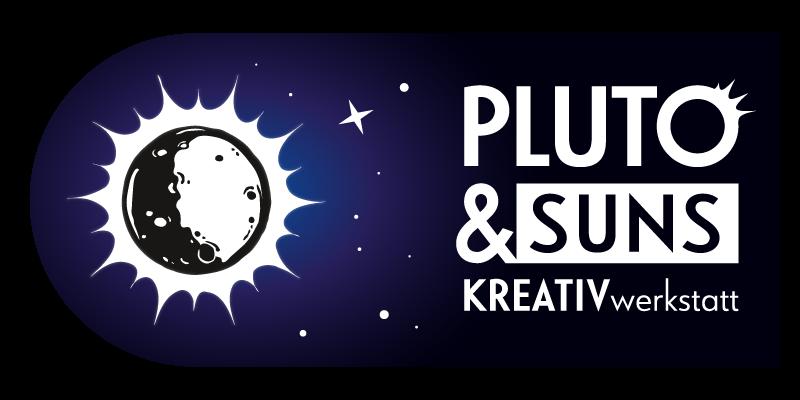 Logo_Signet_PPLUTO & suns KREATIVwerkstatt